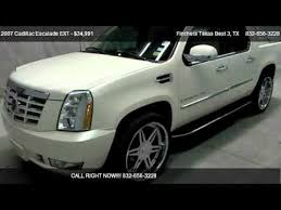 cadillac escalade for sale in houston tx 2007 cadillac escalade ext base for sale in houston tx 77037