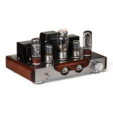 tube amp for home theater amazon com gemtune gs 01 class a integrated hi fi tube amplifier