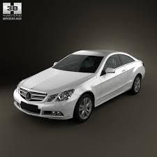 3d class price mercedes e class coupe 2011 3d model hum3d