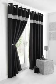 White Faux Silk Curtains New Diamante Faux Silk Lined Curtains Black Silver Or White