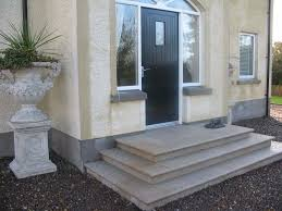 Front Entry Stairs Design Ideas Front Entrance Steps Steps More Straightforward Many