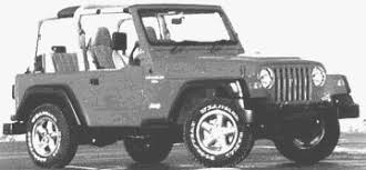 1997 jeep wrangler specs 1997 2007 jeep wrangler specifications