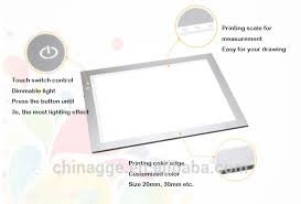 Light Up Drafting Table Led Tracing Light Table Drawing A4 Sketch Gge Tattoo Led Light A3