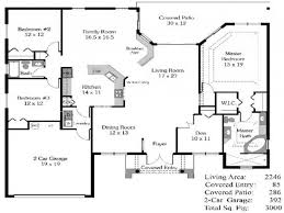 enchanting house plans with detached mother in law suite
