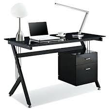 Computer Glass Desks For Home Lovely Black Glass Desk Images U2013 Trumpdis Co
