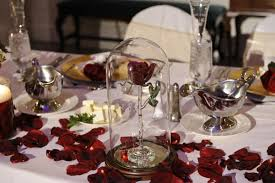 beauty and the beast wedding table decorations romantic disney fairy tale wedding in florida inside weddings