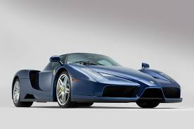 blue enzo blue enzo heading to auction in