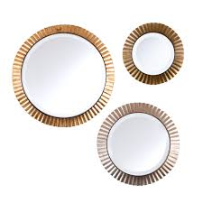 Mirror Sets For Walls Wall Mirror Set Home Design Ideas