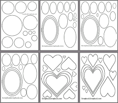templates for scrapbooking free printable scrapbooking templates scrapbooking