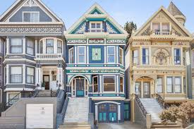 Homes For Sale In San Francisco by Sf U0027s Often Photographed U0027winter U0027 Victorian Hits Market At 2 985