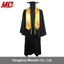 buy graduation cap high school graduation cap and gown matte black buy graduation