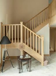 Quarter Turn Stairs Design Half Landing Staircase Best I U0027ve Seen For Our Hallway Multi