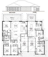 multi generational house plans designs