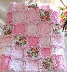 Simply Shabby Chic Blankets by 56 Best Rags To Riches Rag Quilts Images On Pinterest