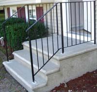 w u0026d precast concrete steps u0026 bulkheads serving massachusetts and