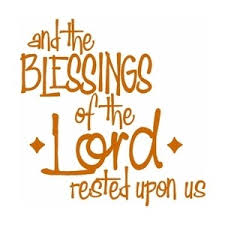 thanksgiving blessing vinyl wall quote polyvore