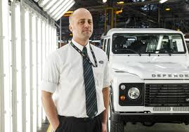 land rover queens injured ex military secure employment at jaguar land rover newspress