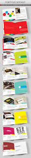 portfolio booklet booklet template brochures and editorial layout