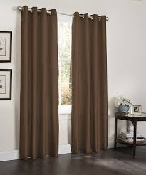 Heavy Insulated Curtains Amazon Com 2 Blackout Window Curtain Panels Foam Back Lined