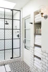Bathroom Tile Decorating Ideas Best 20 White Tile Bathrooms Ideas On Pinterest Modern Bathroom