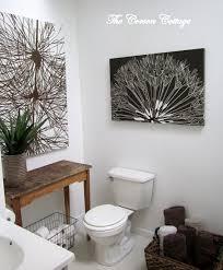 Modern Cottage Bathroom Remodelaholic Modern Cottage Bathroom Transformation