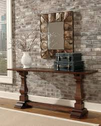 Unique Wall Mirrors by Furniture Stunning Rustic Console Table Design Featuring Unique
