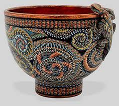 Polymer Clay Vases Cruising Thru The Clayniverse