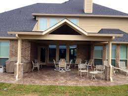 Backyard Patio Covers Patio Covers Katy Patio Builder In Katy Outdoor Patio Covers