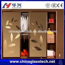 Tempered Glass Closet Doors 3 Panel Sliding Closet Doors Wholesale Closet Door Suppliers