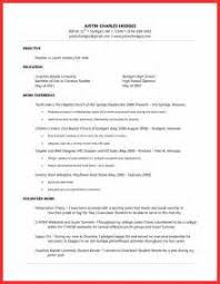 100 food runner resume example a resume example how to make a