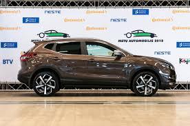 qashqai nissan 2018 konkursas u201etautos automobilis 2018 u201c u201enissan qashqai u201c gazas lt