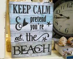 beachy signs small self standing wood signs bliss designs