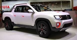 Renault Duster Oroch Photos Photogallery With 8 Pics Carsbase Com
