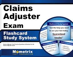best free claims adjuster practice test