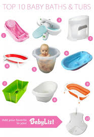 baby shower tub best baby bath tubs 2013 sponsored by babylist buymodernbaby