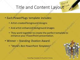 microsoft powerpoint templates awards image collections