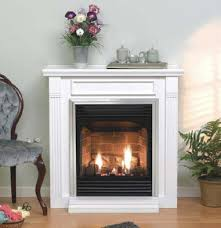 exciting and wonderful gas fireplace logs ventless intended for