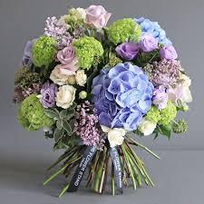 hydrangea bouquet hydrangea guelder luxury bouquet same day flowers london