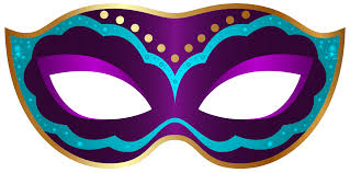 carnival masks carnival masks clipart purple clipart cliparts and others