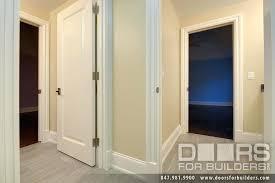 One Panel Interior Door Single Panel Interior Door Custom Wood Interior Doors Custom