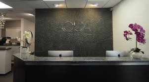 Spa Reception Desk Welcome Toaqua Salon U0026 Spa