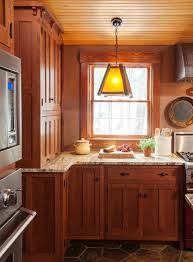 arts and crafts kitchen design a kitchen worth the wait new hampshire home september october 2015