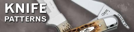 knife patterns w r case college knife patterns