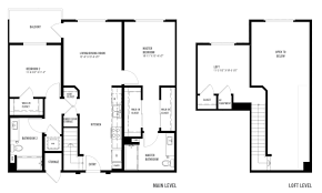 stadium lofts floor plans studio 1 2 and 3 bedroom floor plans the george