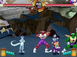 screenshot dragon ball