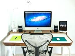 Small Desk Speakers Office Chair With Speakers Best Small Desk Setup Cool Decorating