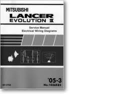 diagramas y manuales de servicio de autos mitsubishi