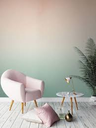 Ombre Color Wallpaper by 6 Steps In Creating Your Own Ombre Effect Wall U2013 Homedecomalaysia