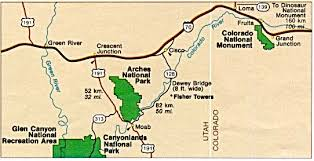 map of us states national parks united states national parks and monuments maps perry castañeda