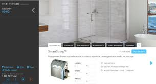 how to size a steam shower generator try our virtual spa system